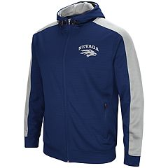 Men's Nevada Wolf Pack Setter Full-Zip Hoodie