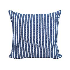 Carol & Frank Bengal Stripe Throw Pillow
