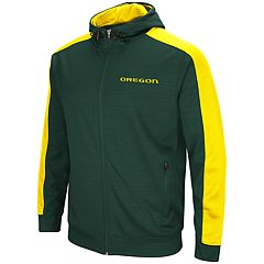 Men's Oregon Ducks Setter Full-Zip Hoodie