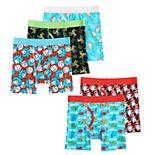Boys 4-8 Dr. Seuss 5-Pack Boxer Briefs