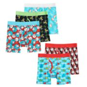 Boys 4-8 Dr. Seuss 5-Pack Boxer Briefs