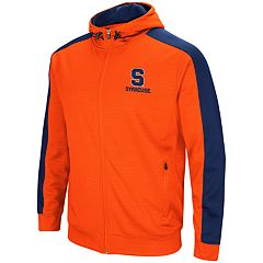 Men's Syracuse Orange Setter Full-Zip Hoodie