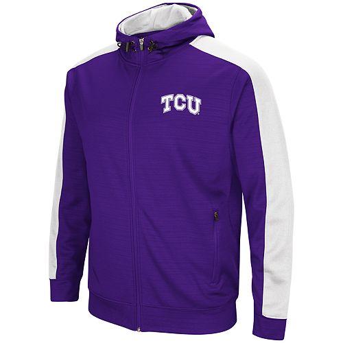 Men's TCU Horned Frogs Setter Full-Zip Hoodie