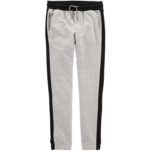 Boys 4-12 OshKosh B'gosh® Slouch Striped Jogger Pants