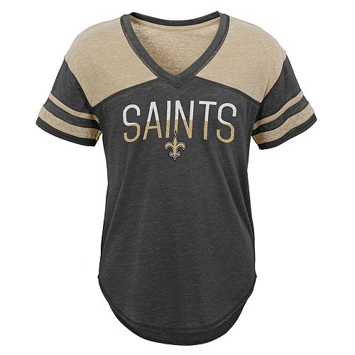 Juniors' New Orleans Saints Traditional Tee