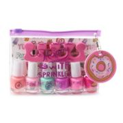 Simple Pleasures Sprinkles 6 Color Nail Polish Set