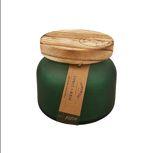 Hawkwood Cypress & Birch 5.92-oz. Candle Jar