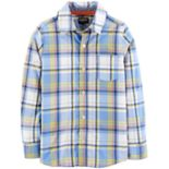 Boys 4-12 OshKosh B'gosh® Plaid Button Down Shirt
