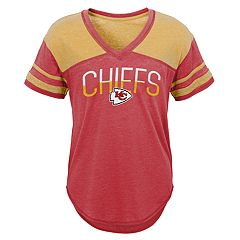 Juniors' Kansas City Chiefs Traditional Tee