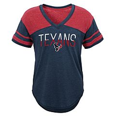 Juniors' Houston Texans Traditional Tee