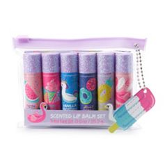 Simple Pleasures 'Too Cool' Lip Balm Set