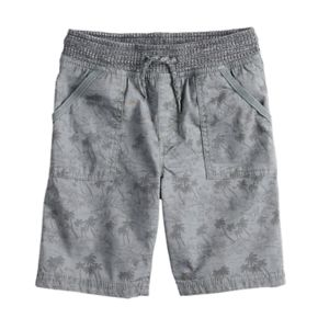 Boys 4-12 SONOMA Goods for Life? Pork Chop Pull On Shorts