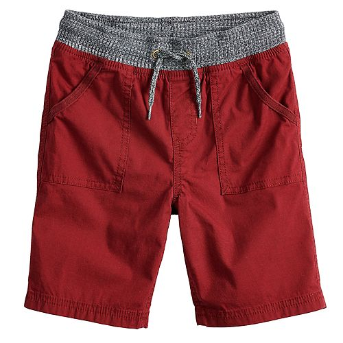 Boys 4-12 SONOMA Goods for Life™ Pork Chop Pull On Shorts