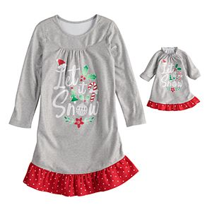 ... Doll Gown Set. Sale.  18.00. Regular.  30.00. Girls 4-14   Plus Size SO®  Christmas ... f58ac6fe7