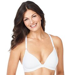 Warner's Bras: Play It Cool Underwire Front Closure Racerback Bra RM4281A