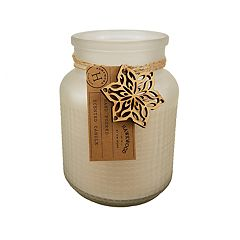 Hawkwood White Amber & Myrrh 13.77-oz. Candle Jar