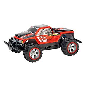 Carrera 1:18 Scale Fibre Monster Remote Control Vehicle