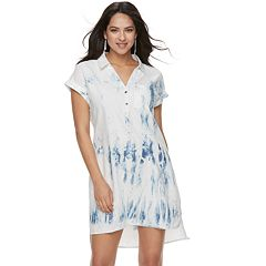 Women's Rock & Republic® High-Low Shirtdress