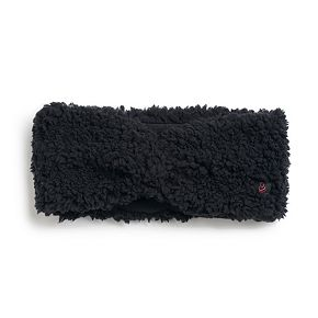Cuddl Duds Sherpa Reversible Headband
