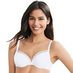Hanes Ultimate Bra: Silky Smooth Comfort Unlined Underwire Bra DHHU30