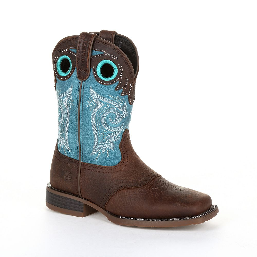 Durango Lil Mustang Kid's Western Saddle Boots