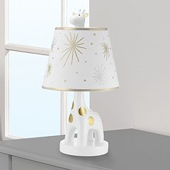 Lambs & Ivy Moonbeams Giraffe & Star Lamp