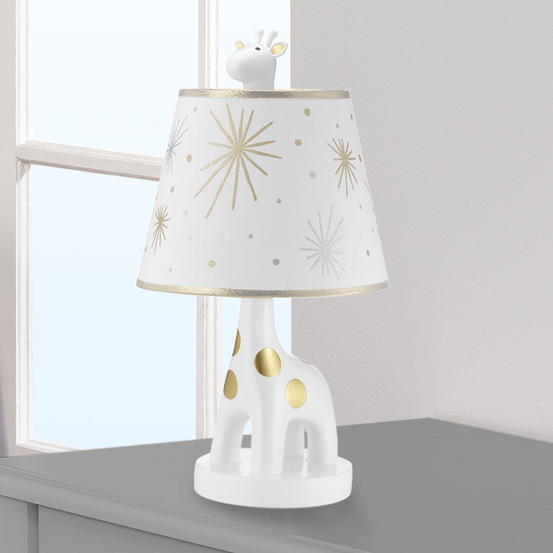 Lambs U0026 Ivy Moonbeams Giraffe U0026 Star Lamp