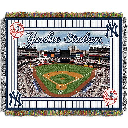 New York Yankees Throw Rug Rug Agar