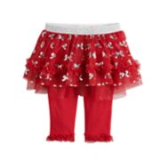 Baby Girl Baby Starters Bow Tutu Leggings