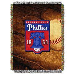Philadelphia Phillies Vintage Throw Blanket