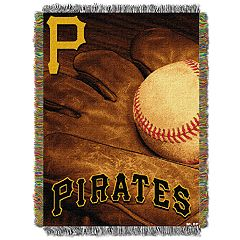 Pittsburgh Pirates Vintage Throw Blanket