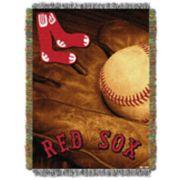 Boston Red Sox Vintage Throw Blanket