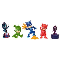 PJ Masks Ninjalino Collectible Figures Set