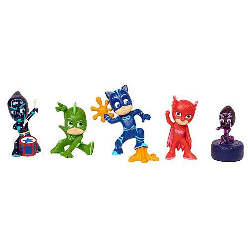 PJ Masks Ninjalino Collectible Figures Set