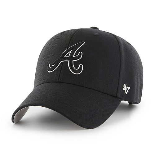 Men's '47 Brand Atlanta Braves MVP Hat
