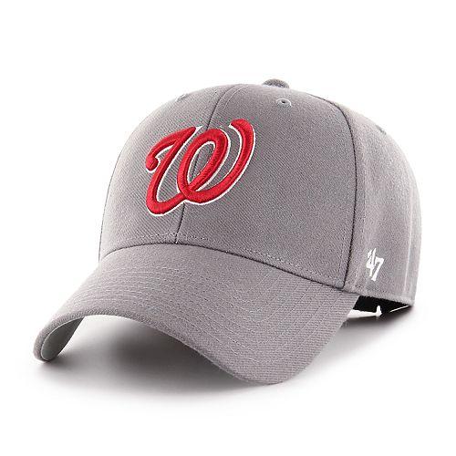 Men's '47 Brand Washington Nationals MVP Hat