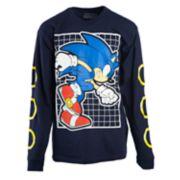 Boys 8-20 Sonic The Hedgehog Tee