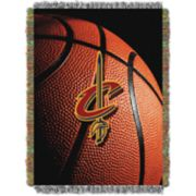 Cleveland Cavaliers Logo Throw Blanket