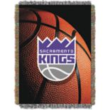 Sacramento Kings Logo Throw Blanket