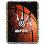 Toronto Raptors Logo Throw Blanket