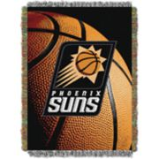 Phoenix Suns Logo Throw Blanket