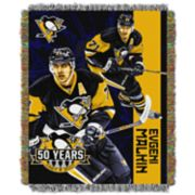 Pittsburgh Penguins Evgeni Malkin Throw Blanket