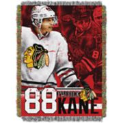 Chicago Blackhawks Evander Kane Throw Blanket