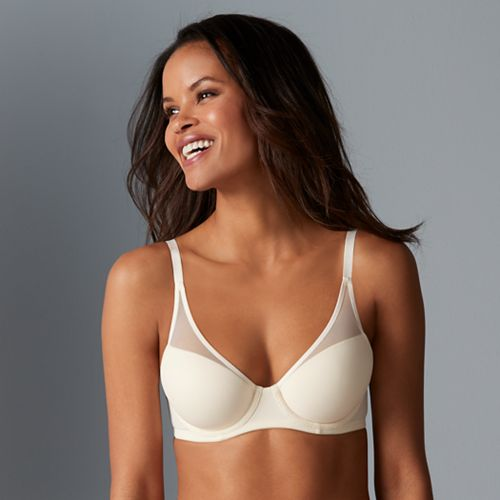 Vanity Fair Breathable Luxe Full Coverage Padded Underwire Bra 75291