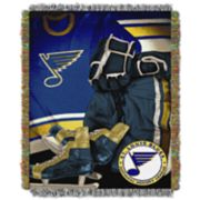 St. Louis Blues Vintage Throw Blanket