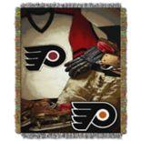 Philadelphia Flyers Vintage Throw Blanket