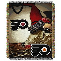 Philadelphia Flyers Vintage Throw Blanket