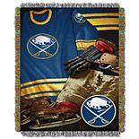 Buffalo Sabres Vintage Throw Blanket