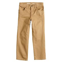 Boys 4-12 SONOMA Goods for Life™ Straight Pants in Regular, Slim & Husky