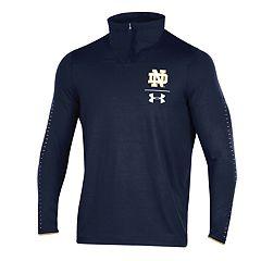 Men's Under Armour Notre Dame Fighting Irish Sideline Pullover